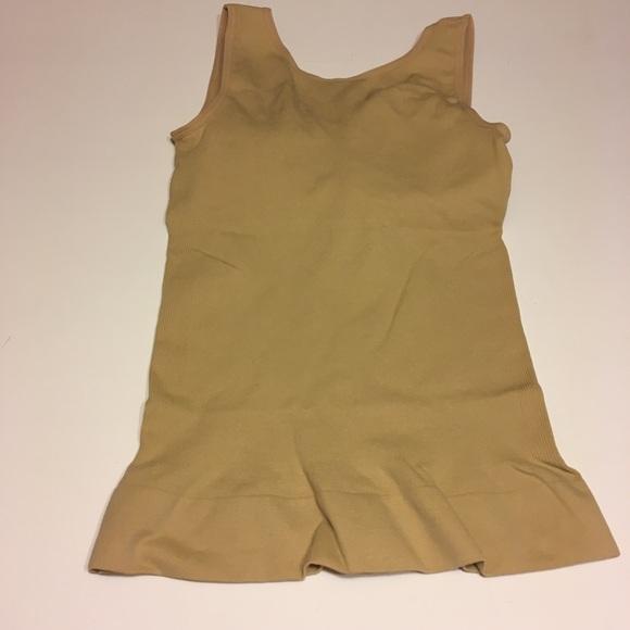 Intimates & Sleepwear | Woman Ocean Shapewear Cami Tank